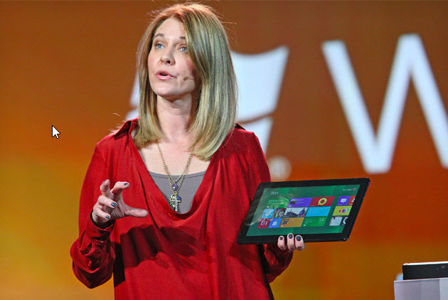 Tami Reller: Windows 8.1 wordt gratis