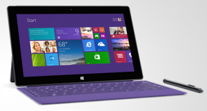 Surface bijwerken van Windows 8.1 Preview