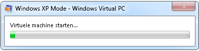 XP modus starten virtueel