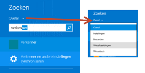 snel opstarten programma windows 8.1