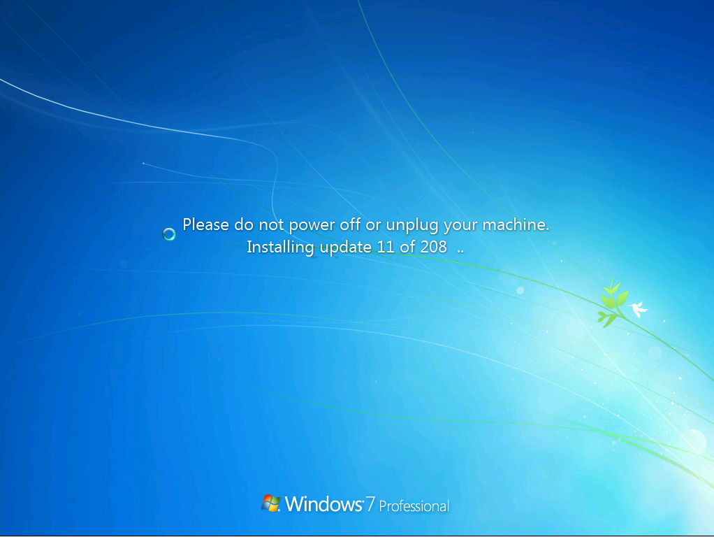 KB3125574 Updatepakket Windows 7 SP1