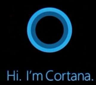 Cortana en Sparta