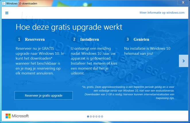 Upgrade of Windows 10 nieuw installeren