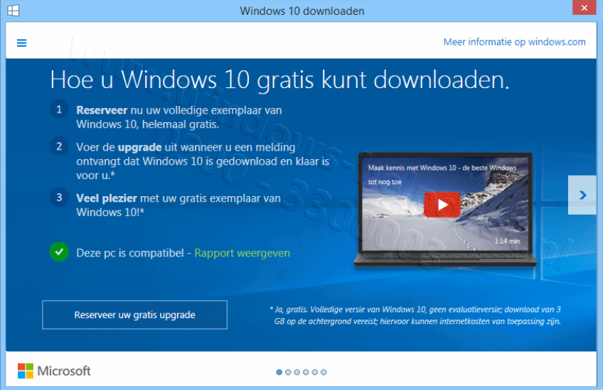 windows 10 gratis downloaden