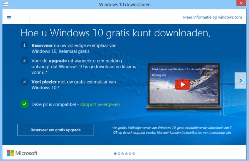 windows 10 gratis downloaden