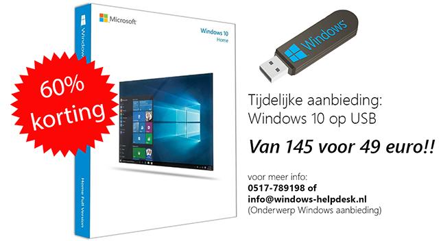 Windows 10 kopen