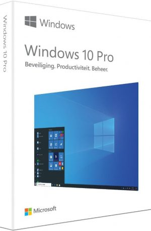 Windows 10 Professional USB kopen