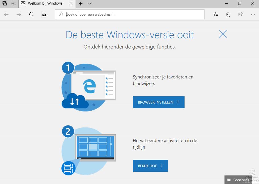 Windows april update installeren