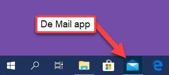 Windows mail instellen