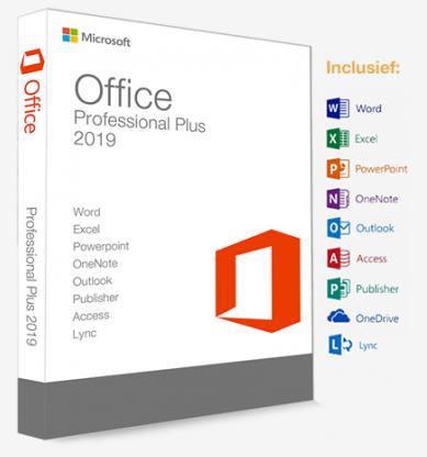 Office 2019 kopen