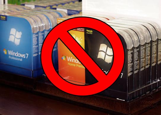 Windows 7 onveilig