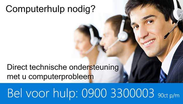 computerhulp helpdesk